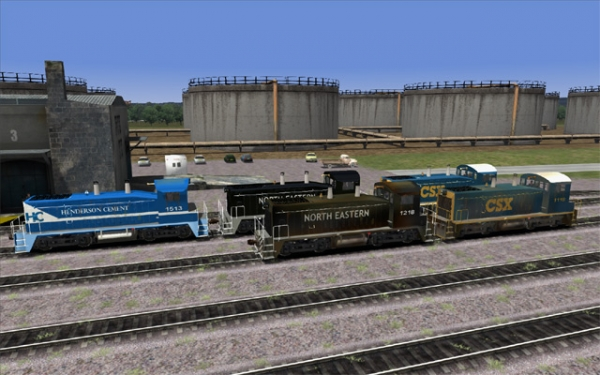 3rd Party Engines