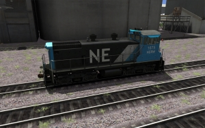 North Eastern EMD SW1500