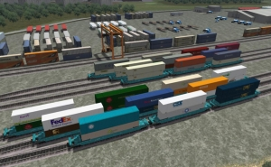 NERW Container cars updated