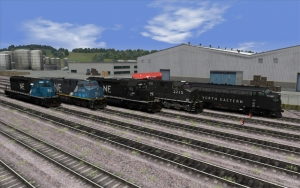 North Eastern Default Engines Mega Pack