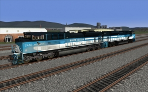 NERW SD70 ACe