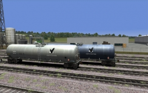North Eastern 16k Gallon Tanker Set